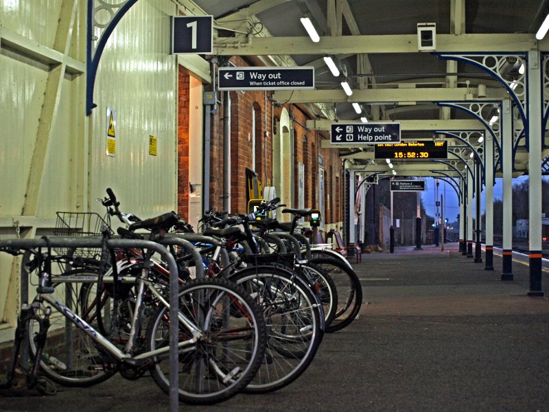 Taxis from Winchfield Station